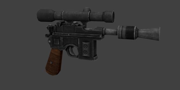 [SP][EN] Turmoil Across the Stars DL-44_Pistol