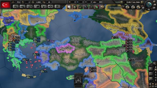 Turkey's States