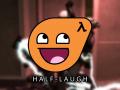 Half-Laugh