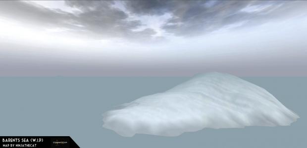 Barents Sea (Work In Progress)