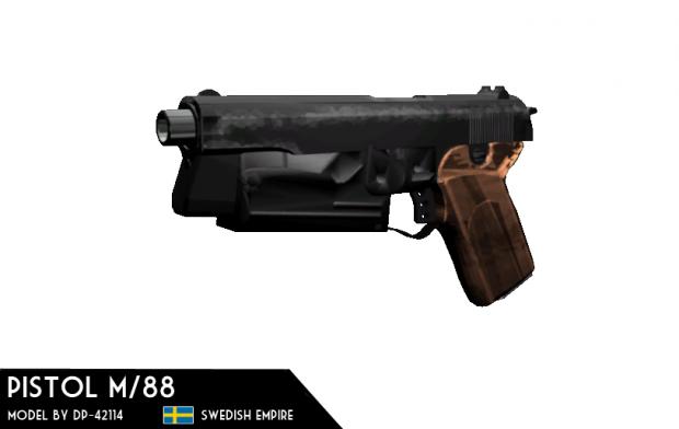 Pistol m/88