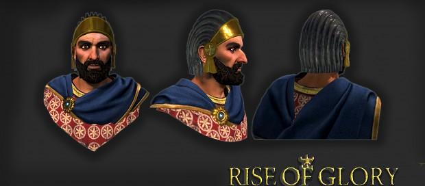 Cyrus (Kourish) The Great demo face