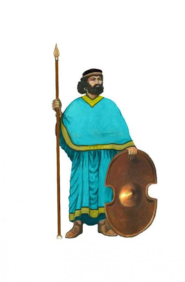 Parsiya Regular Spearmen (Huvaarstika)
