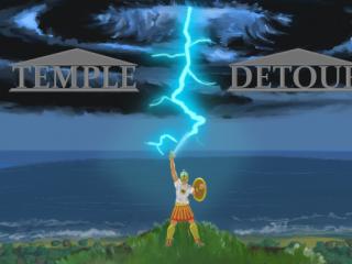 SSBD: Temple Detour