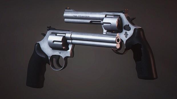 Revolver Smith & Wesson 686 .357 Magnum