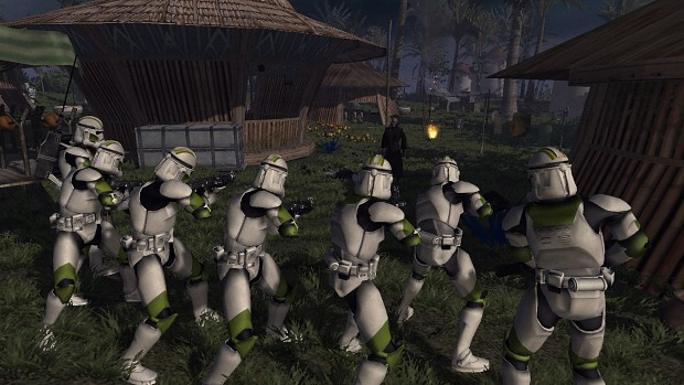 New Map - Order 66