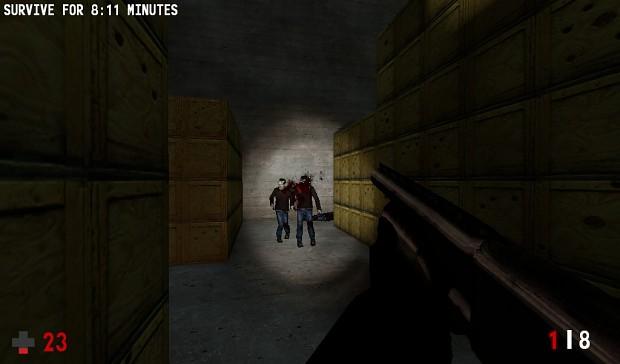 Alpha 2 Screenshots
