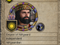 Witcher Kings: German and English portraits