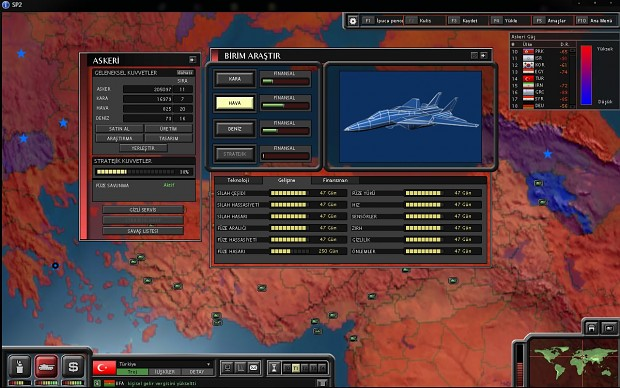 Savaş Teknolojisi