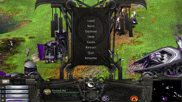 Lotus clan full interface presentation v.1.2