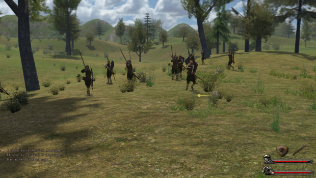Outlaw: Forest Bandits (Combat)