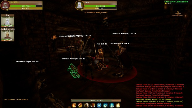 Infestus Beta 5 Showcase