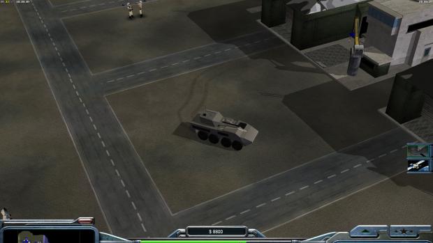 NATO - AMV-7 Marshal APC