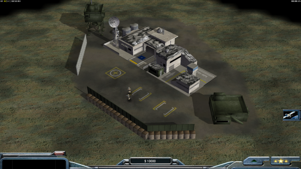 HESCO/Military/Concrete Walls
