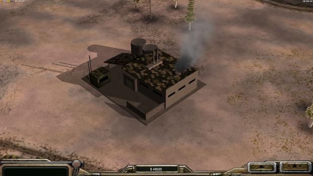 AAF - Barracks