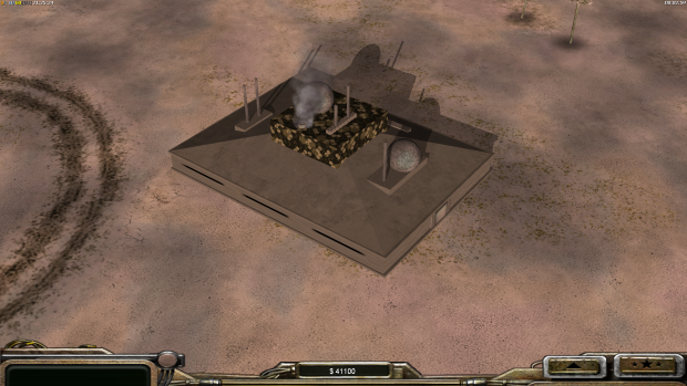 AAF - COM Bunker