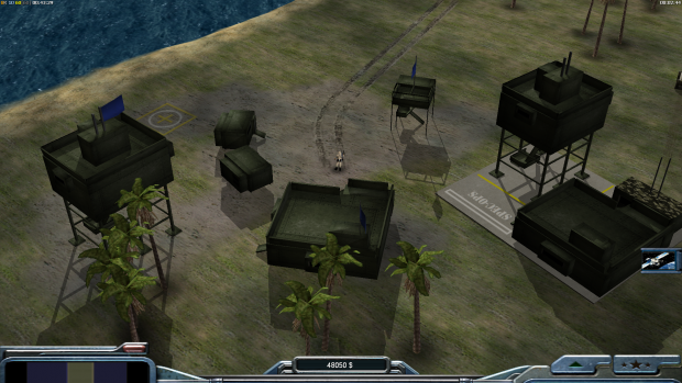 Altis Military Outpost