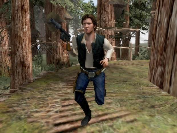 Han Solo Update Image Improved Sides Mod For Star Wars