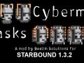 Cybermen Masks