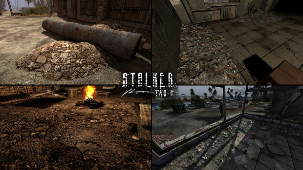 New Rubble and Trash Textures