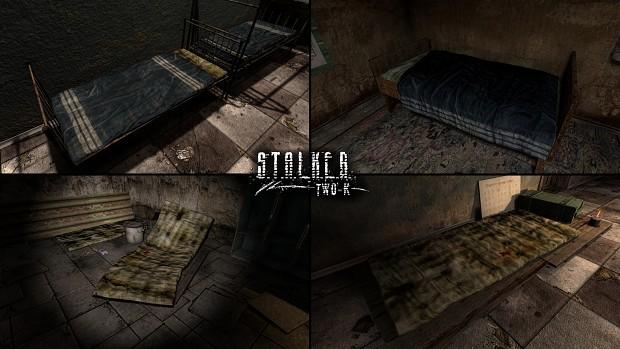 Stalker Two-K - Time For Bed Kids
