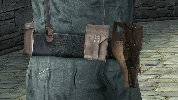 German uniform rework 2 - WIP