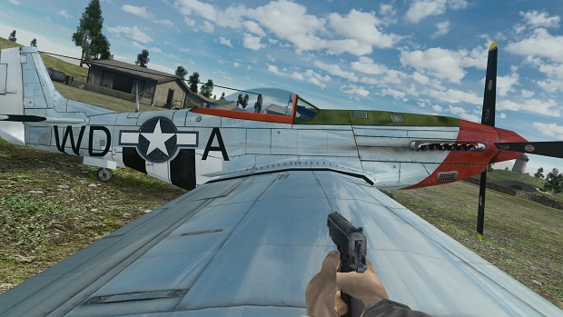 P–51 Mustang updated 2