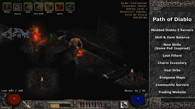 What Is Path Of Diablo Video Mod Db