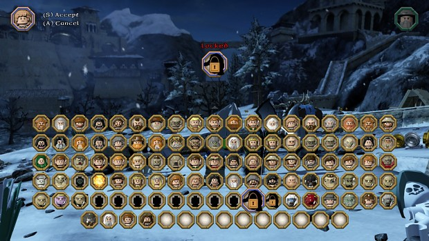 Image 5 - LEGO The Hobbit DLC Character And Items Fix mod