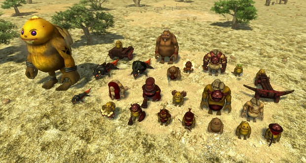 The Goron Roster