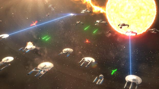 Battle at the Binary Suns