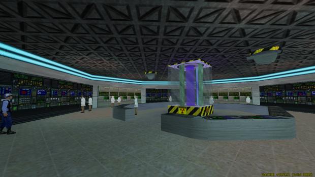 Sampi Deepcave station reactor control