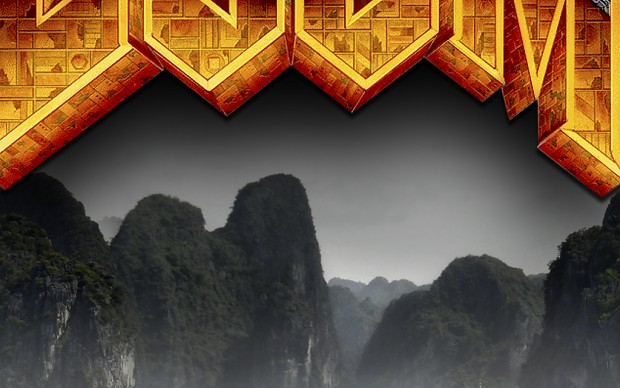 WARDUST HQ Skies for Doom games