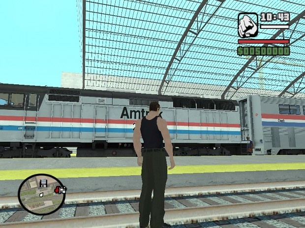 AMTRAK TRAIN TRUE CRIMES OF CLOVER