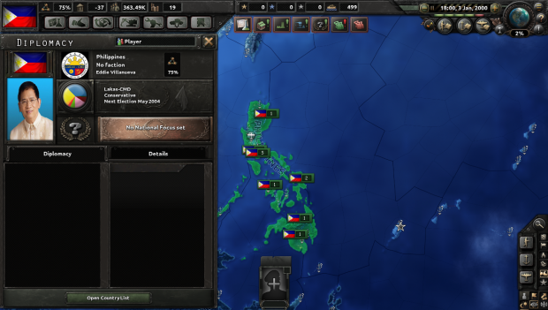 Millenium Dawn: The Philippines Preview