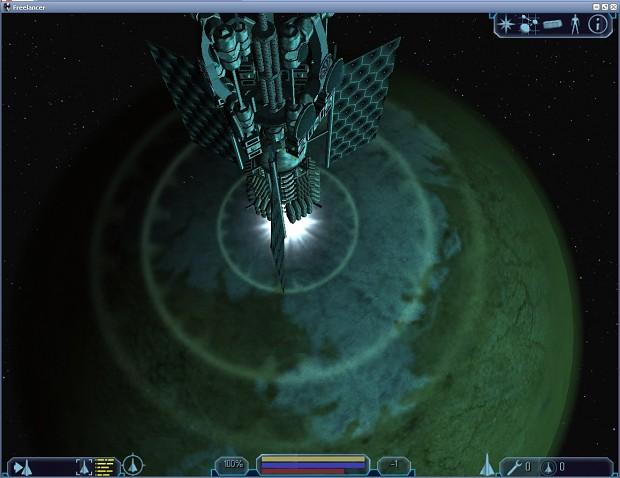Terraforming station