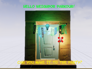 HelloNeighbor_Parkour