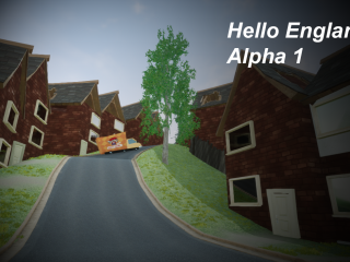 Hello England (Alpha 1 is out!)