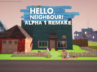 Alpha 1 Remake