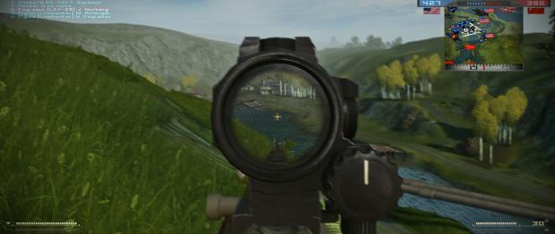Imbel IA2 - (BR Rifle)