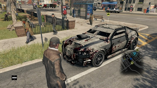 Can You Customize Cars In Sleeping Dogs