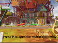 Hello neighbor multiplayer mod WIP