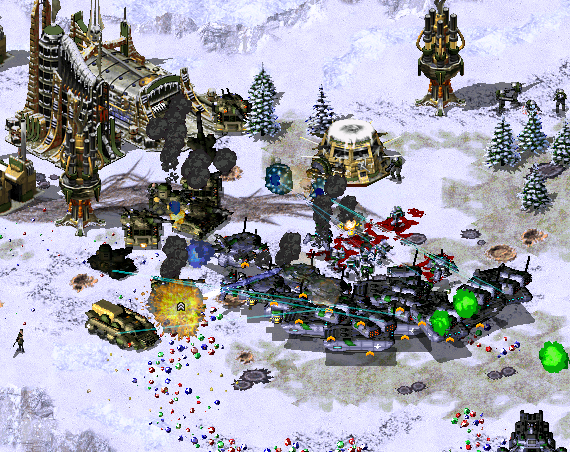 Online: EuroCoal vs Legion