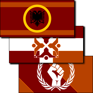 All Eastern Empire Flags