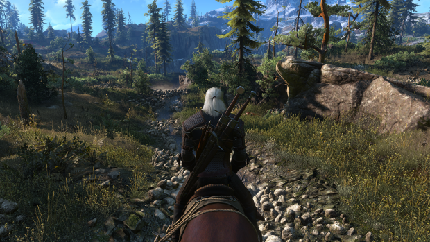 Image 4 - Beautiful Rocks mod for The Witcher 3: Wild Hunt