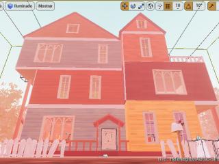 Hello Neighbor Alpha 3-ish House