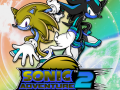 Sonic Adventure 2: Inverted Characters