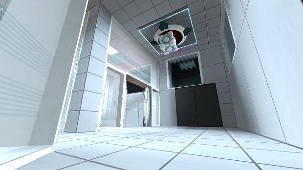 Test Chamber 10