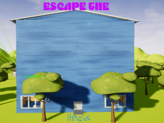 Escape The House!