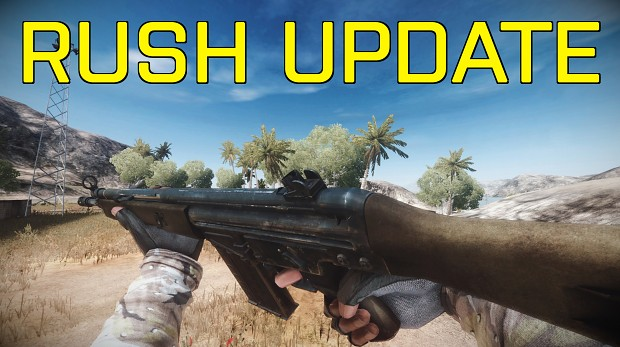 [RELEASE] Rush Update!